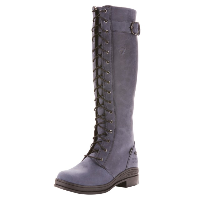 Ariat Women's Coniston H2O Country Boots (Navy)