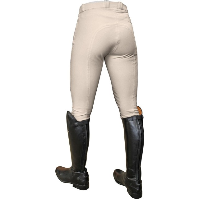 Mark Todd Women's Coolmax Grip Breeches (Beige)