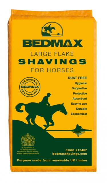 Bedmax Large Shavings (Approx 18kg)