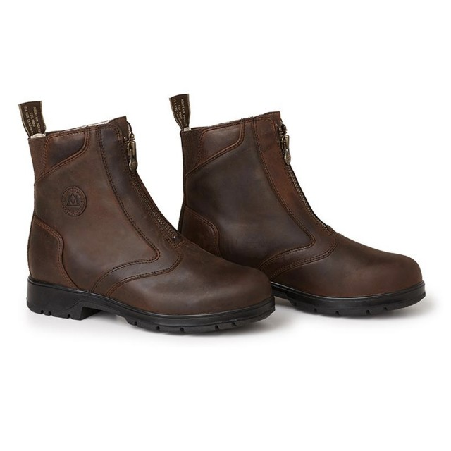 Mountain Horse Spring River Paddock Boots (Brown)