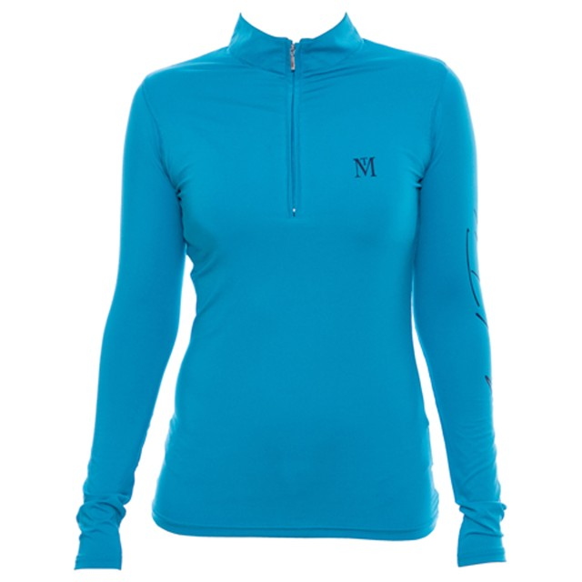 Mark Todd Adults Liv Competition Base Layer (Petrol)