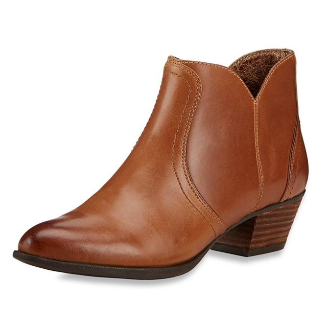Ariat Women's Astor Ankle Boot (Luggage Tan)