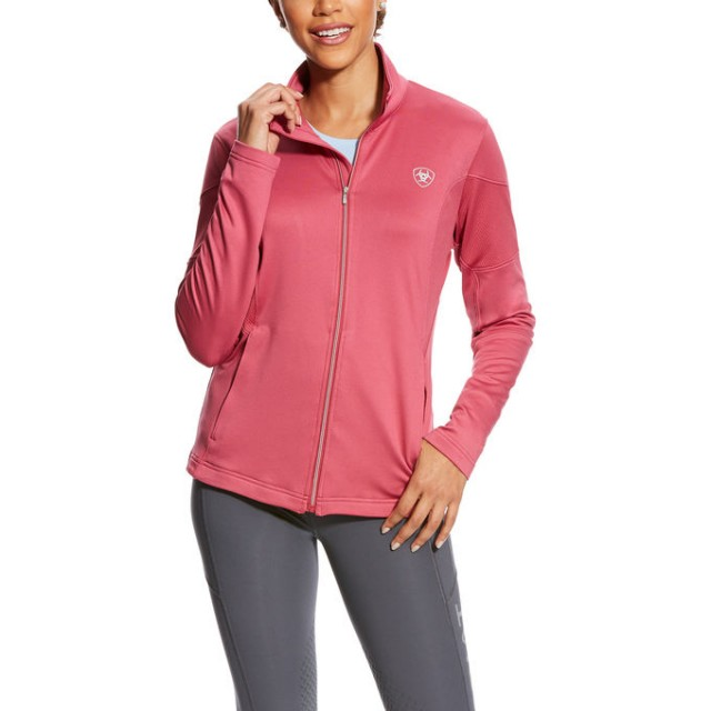 Ariat Women's Tolt Full Zip (Rose Violet)