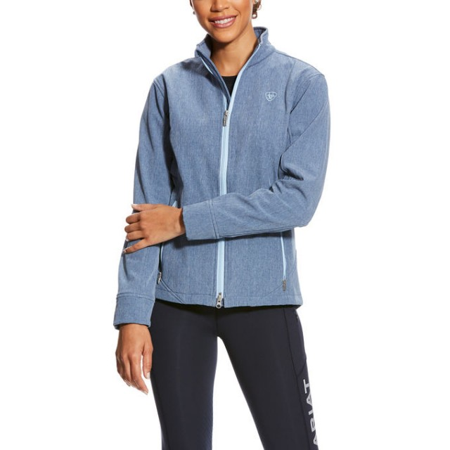 Ariat Women's Journey Softshell Jacket (Indigo Fade)