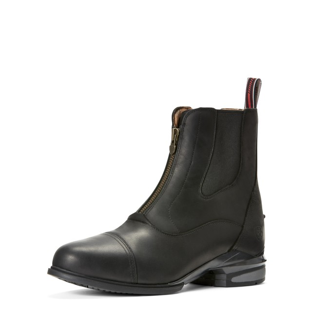 Ariat Men's Devon Nitro Paddock Boots (Black)