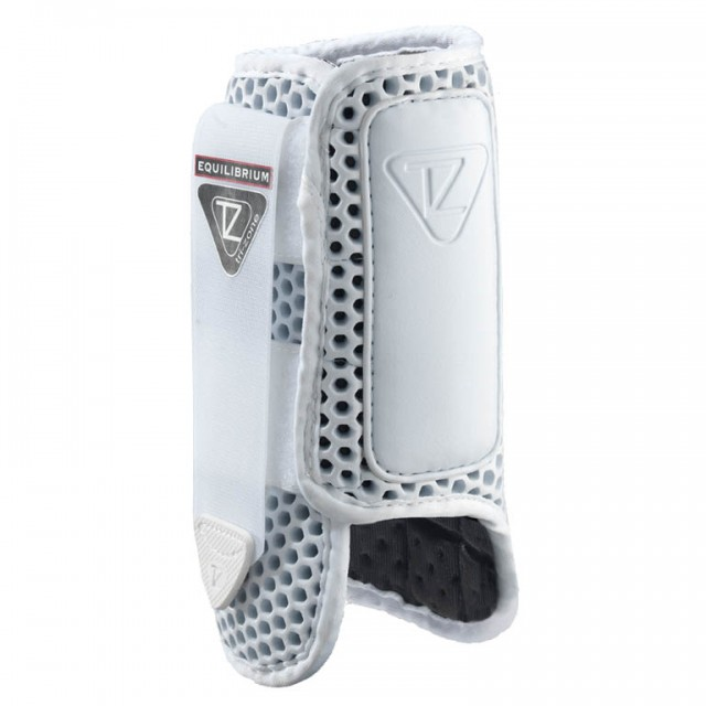 Equilibrium Tri-Zone Impact Sports Boots (White)