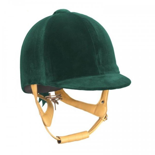 Champion CPX Supreme Riding Hat (Green)