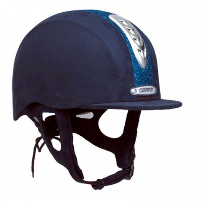 Champion Junior X-Air Dazzle Plus Hat (Navy)