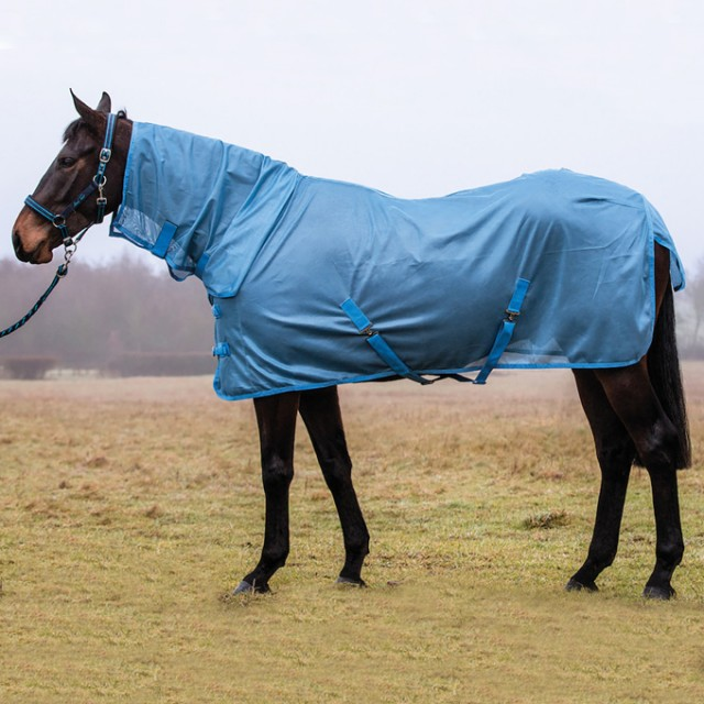 JHL Essential Fly Rug Combo (Blue)