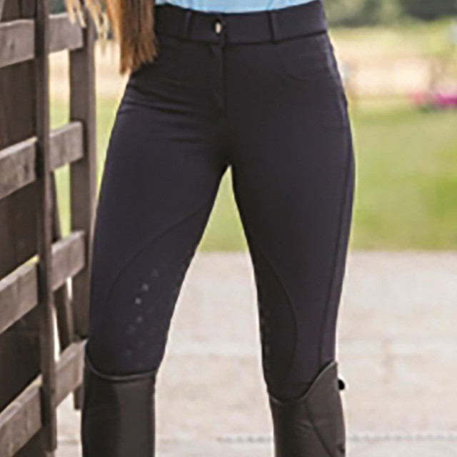Mark Todd Women's Marceline Breeches (Grey)