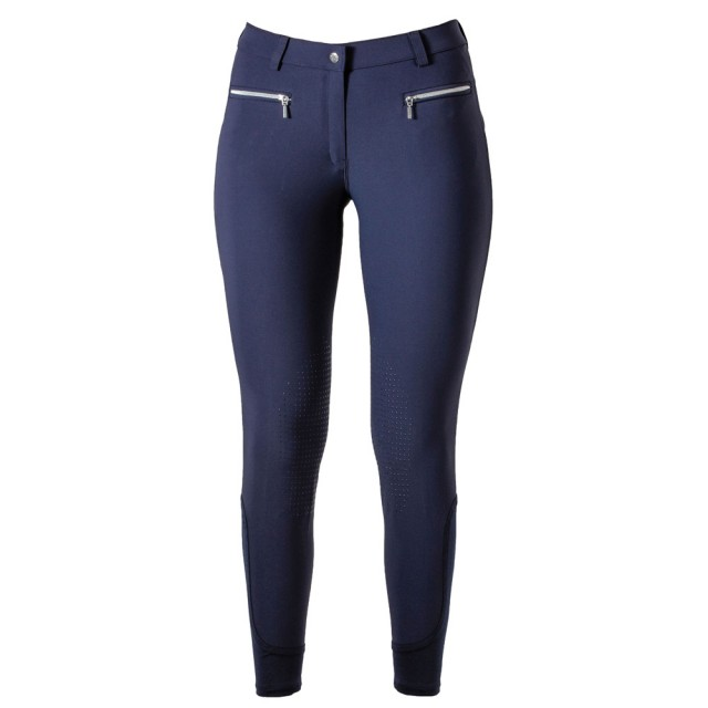 Mark Todd Women's Valence Tech Breeches (Navy)