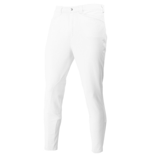 Mark Todd Men's Latigo Breeches (White)