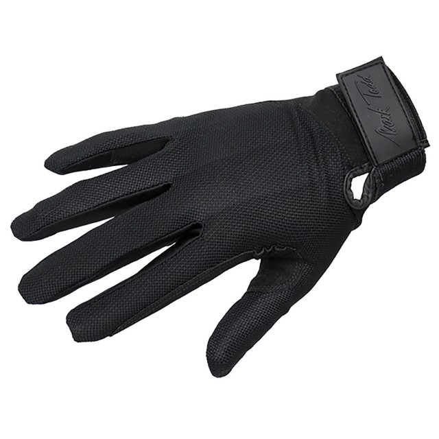Mark Todd Adults Air Mesh Riding Gloves (Black)