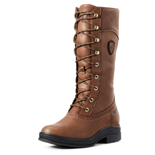 Ariat Women's Wythburn H2O Insulated Boot (Brick)