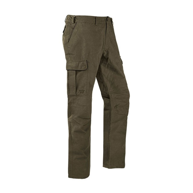 Baleno Men's Derby Trousers (Pine Green)