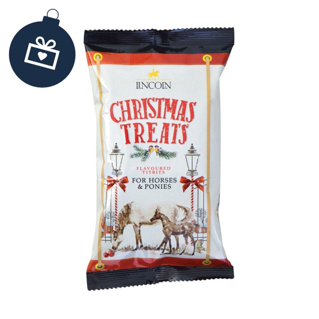 Lincoln Christmas Horse Bix Assorted Flavours
