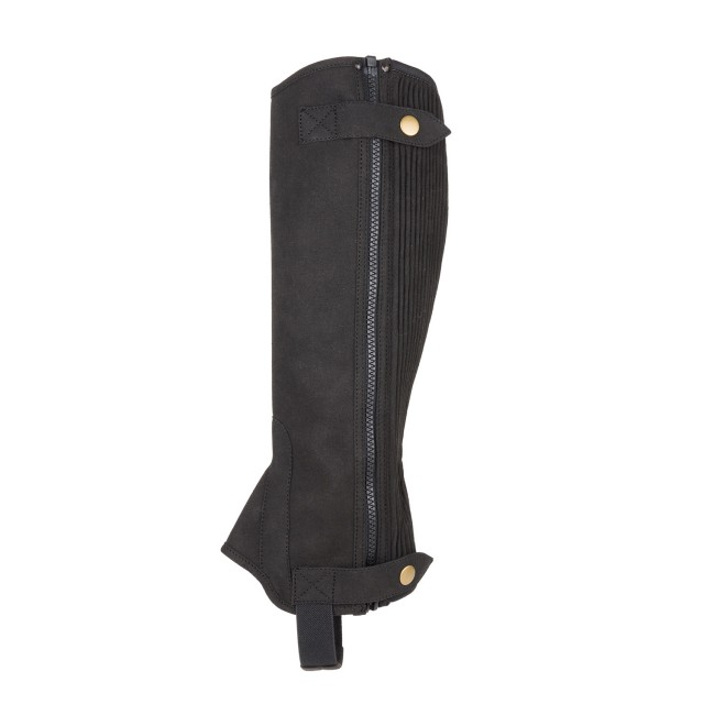 Mark Todd Kid's Toddy Amara Half Chaps (Black)