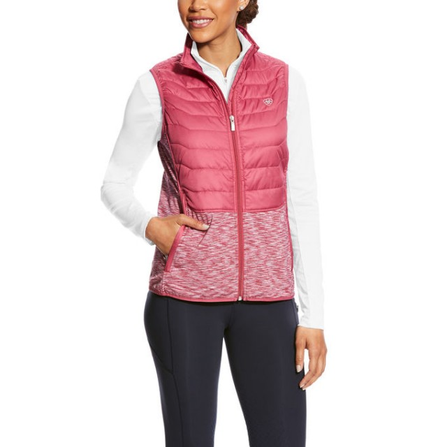 Ariat (Sample) Women's Capistrano Vest (Rose Violet)